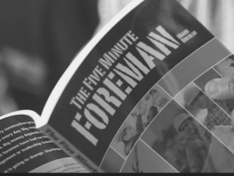 Five Minute Foreman by Mark Breslin